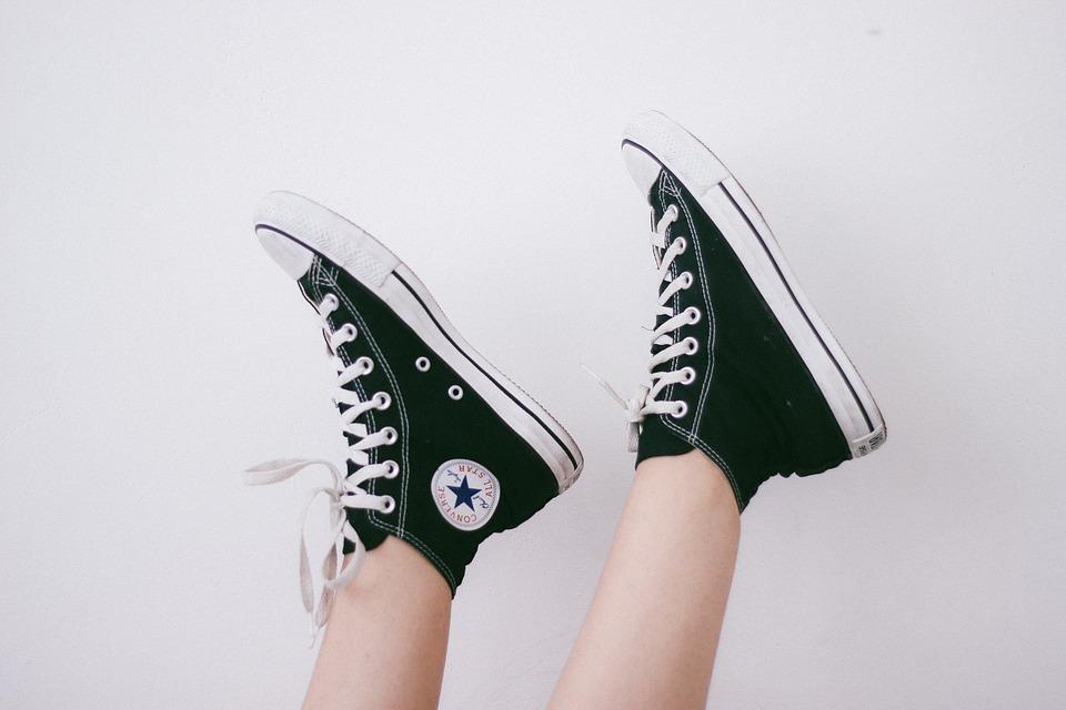 Ideas originales para personalizar zapatillas